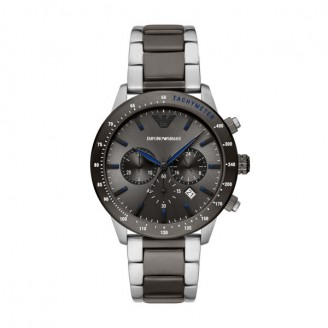 Men's Stainless Steel Cronograph