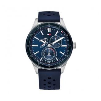 Tommy Hilfiger Austin Multifunction Blue Watch