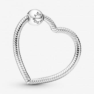 Pandora Moments Heart Charm Holder