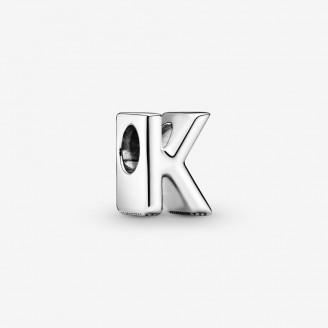 Letter K Alphabet Charm